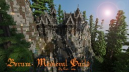 Borum   Medieval Guild + Download Minecraft Project