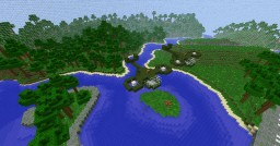 The Survival Games - The Jungle Games Minecraft Map & Project