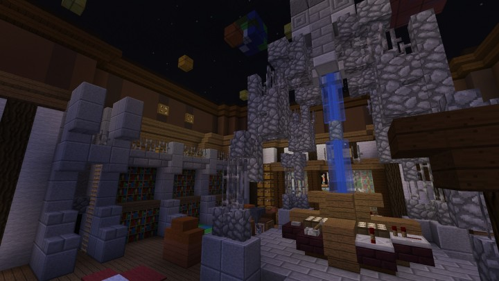 Doctor Who Mcgann Tardis Console Room Minecraft Project