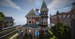 George F. Barber #2 Minecraft Project
