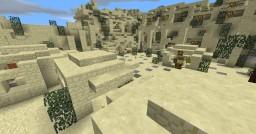 Desert Market Minecraft Map & Project