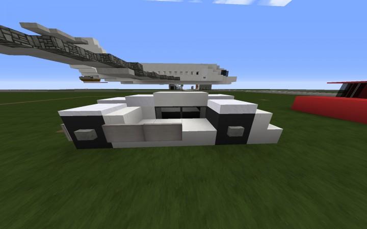 Minecraft Bugatti Veyron Minecraft Project