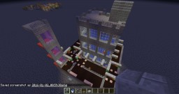 CANCELED Minecraft Map & Project