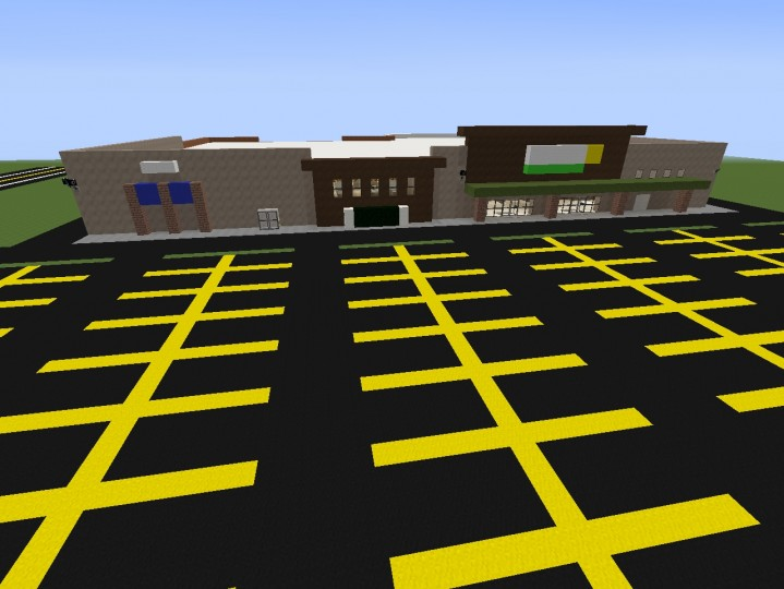 minecraft how to build a pharmacy