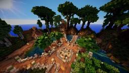 Hub 8 Path Minecraft Map & Project