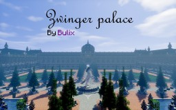 The Zwinger Palace | A Baroque Palace Minecraft