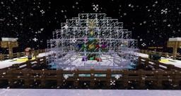 Snowglobe (Happy New year) Minecraft Project