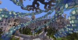 Creative Small Detailed Spawn For Your Server! Minecraft Map & Project
