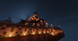 Huge Minecraft Server Spawn (Airidale) Minecraft Map & Project