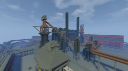 "Modernized Blast Furnaces (""Blast Furnace Rebuilt"" Unofficial Update) Minecraft Map & Project"
