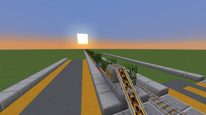 Small Transit System unfinished