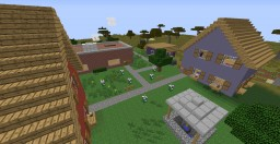 Pixelmon Map(Xicron Region) Minecraft Map & Project