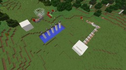 Wipeout round 2- the sweeper Minecraft Map & Project