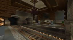 IRT Broadway - Avenue express Minecraft Project
