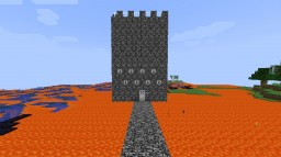 Security House Minecraft Map & Project
