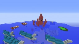 The Kracken World Minecraft Project