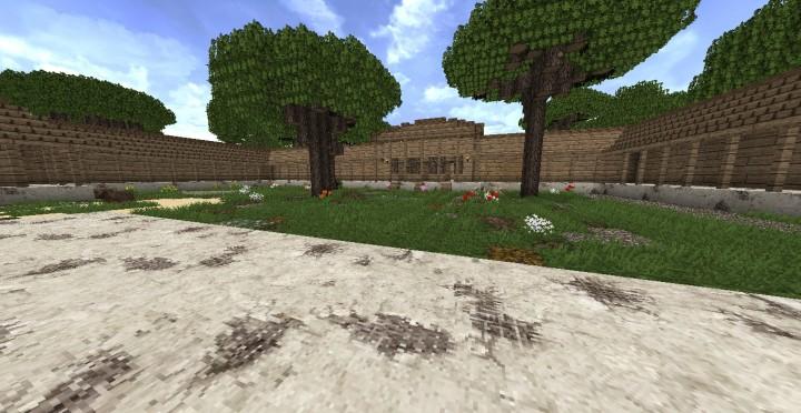 Courtyard Palace I