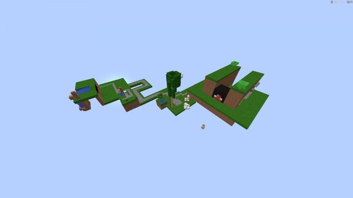 Super Mario Galaxy Custom Recreation 1 9 Minecraft Project
