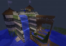 Ebony and Ivory Minecraft Map & Project