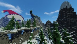 Christmas on CubeKrowd Minecraft Map & Project