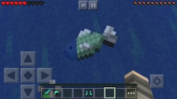 How to: Fish in the water prank! Minecraft