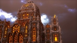 Baroque museum of horoze Minecraft Project