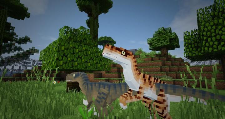 Jurassic Park San Diego Jurassicraft 2 0 Dinosaur Park from