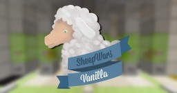 SheepWars Vanilla Mini Game for Minecraft 1.8.3+ [Stable in 1.8.7] Minecraft Map & Project