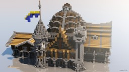 Medieval Mondays #7: Library Minecraft Map & Project