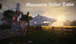 Monument Valley Town Minecraft