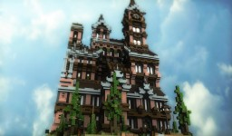 Stokes Residence (plot) Minecraft Map & Project