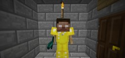 A Night with Herobrine Minecraft Project