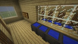 Burning Hotel Minecraft Map & Project
