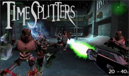 Streets (TimeSplitters 1) Minecraft Project