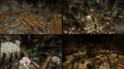The Catacombs of Bookholm | Die Katakomben von Buchhaim [Feedback is welcome!] Minecraft Map & Project