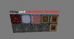 Viking Pack 1.9 W.I.P Minecraft Texture Pack