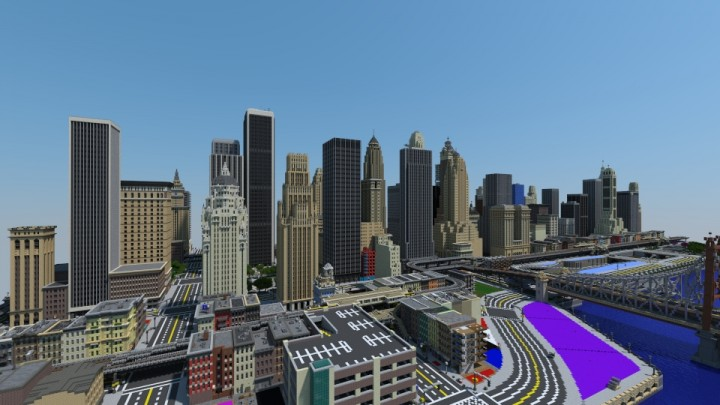A view of Midtown!