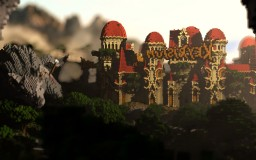 -- Ëldalian, the lost sanctuary --   WARZONE Minecraft Map & Project