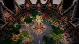Faction Spawn Epic Full Biome  Map Minecraft Project