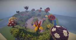 Fantasy PVP arena [Download] Minecraft