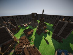Assassin Jump (With Double Jump) Easy Parkour Minecraft Project
