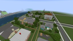 Harkenburg City: Neighbourhood Project - Official Page Minecraft Map & Project