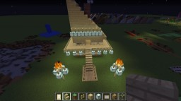 Birch Hideaway Minecraft Map & Project