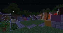 Texture pack Base Test World Minecraft