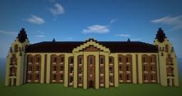 Grand University Minecraft Map & Project