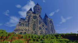Gothic Castle / Castillo gotico Minecraft Map & Project