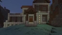 Karvre - Modern Home Minecraft Map & Project