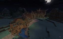 Vaera - Mountain Home Minecraft Map & Project