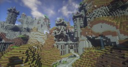 Beyrahl's World | Multi-town & Multi-theme | Spawn | Explorable/Playable world. Minecraft Project