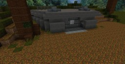 Order: Endor bunker [WIP] (Return of the Jedi) Minecraft Map & Project